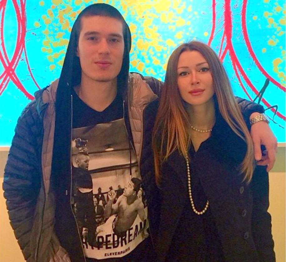 Мансур Джамалдаев и дочь актрисы Анастасии Заворотнюк